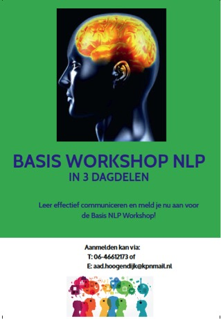 NLP WORKSHOP BASIS 1